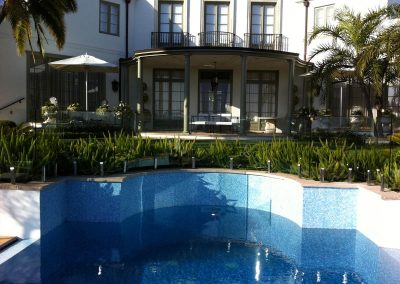 Glass Fence for swimming pools 2
