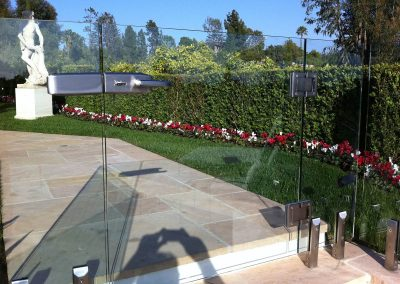 Glass Fence for swimming pools 4