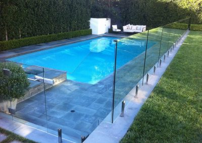 Glass Fence for swimming pools 5