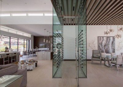glass and glazing in OC 21