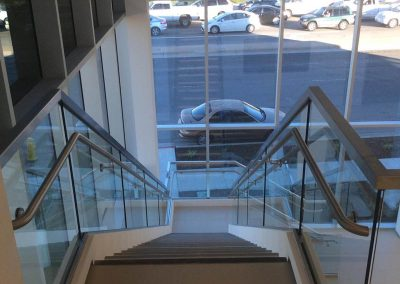 glass and glazing in OC 27