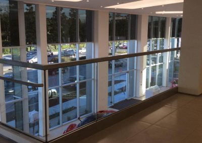 glass and glazing in OC 29