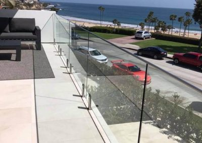 glass and glazing in OC 3