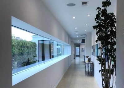 glass and glazing in OC 8