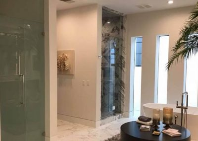 glass and glazing in OC 9