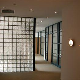 glass window glazin in oc2