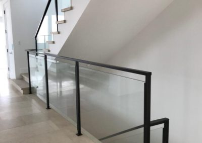 Metal Railing and Glass laguna niguel (1)