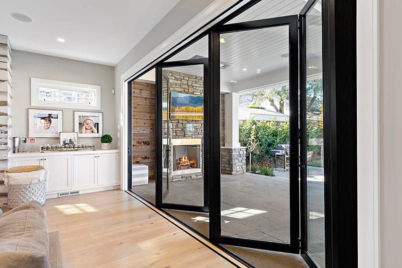 What Are Folding Glass Walls?